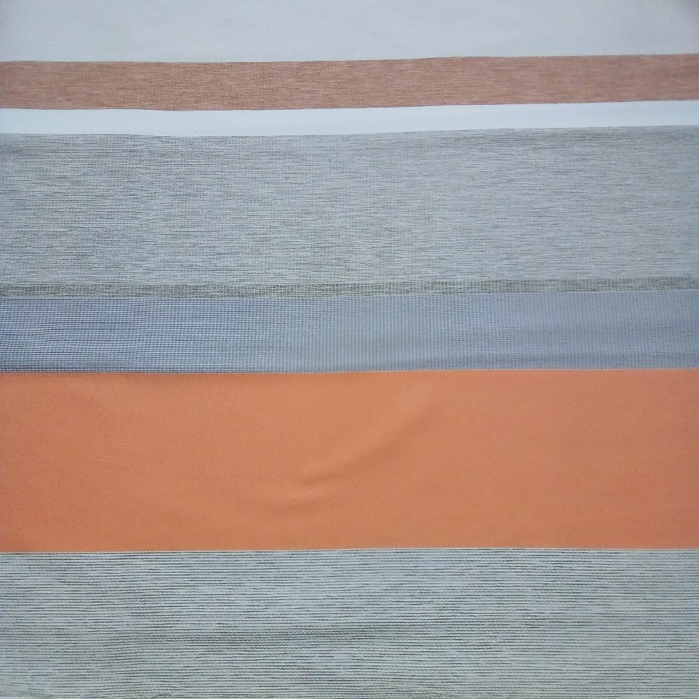 dekoračka UN GEREON 6271/800/02 oran.hnědé pruhy