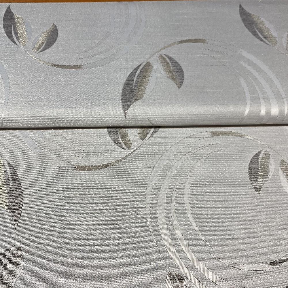 dekoračka UN WIDO 6546/02/140 béž.vytl.listy