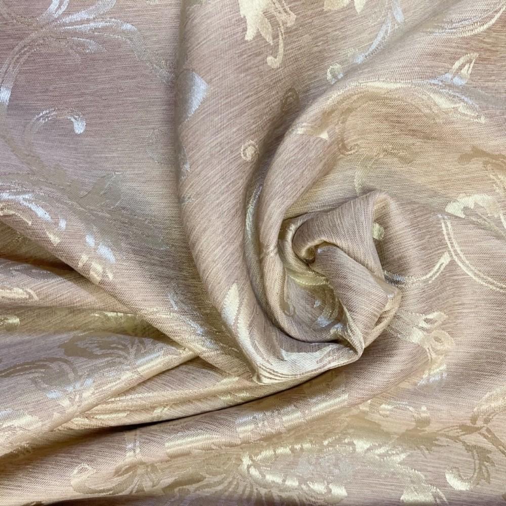 dekoračka AFJAD 5555/108/280 zlaté šlahouny