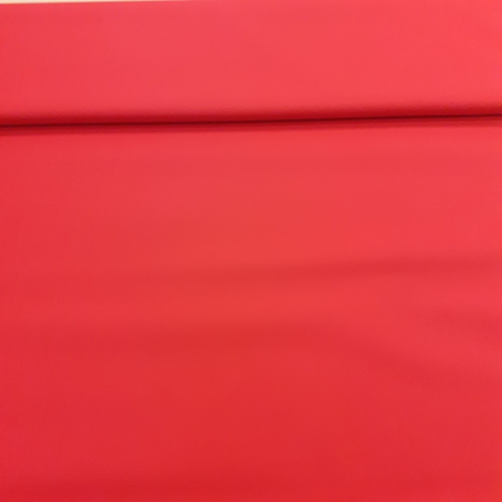bavlna červená DOMESTIK  140 cm