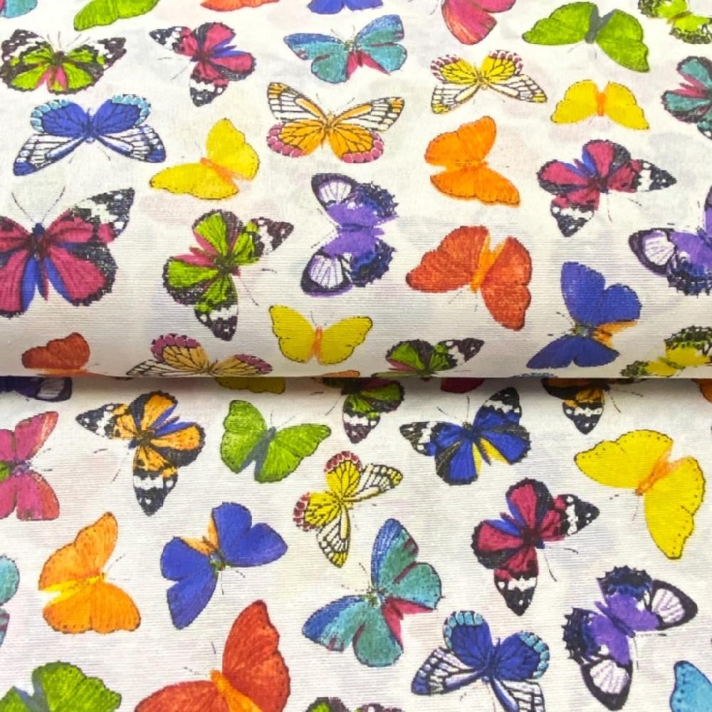 loneta motýlci 140cm