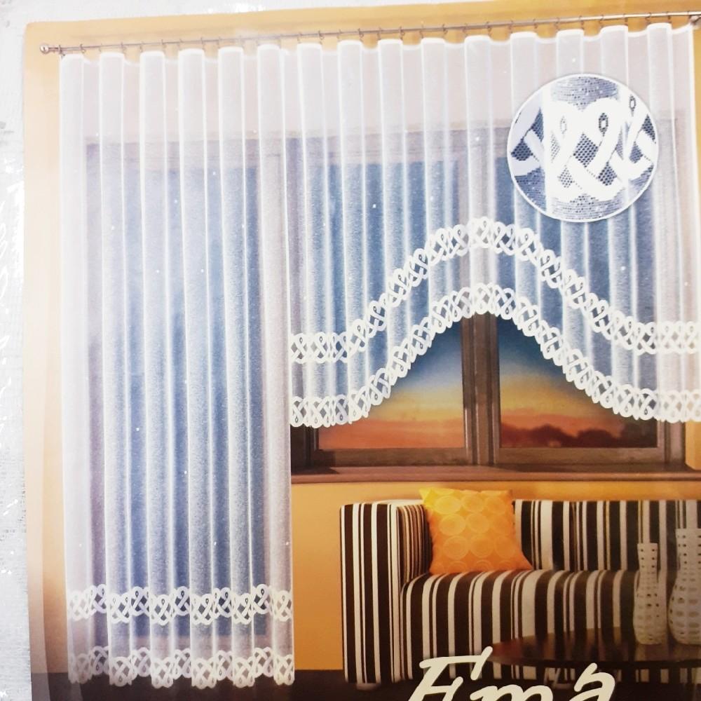 záclona Ema 200*250 cm
