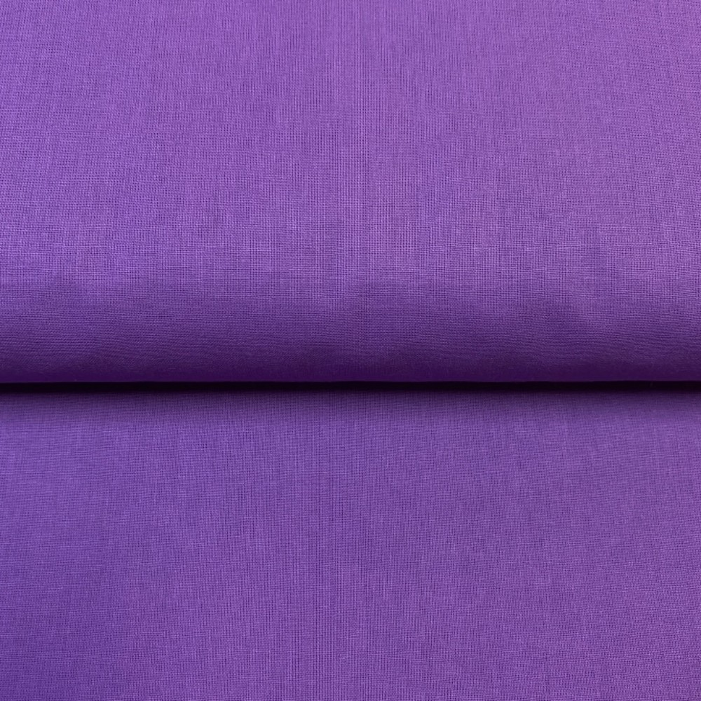 bavlna fialová  tmavši145 cm
