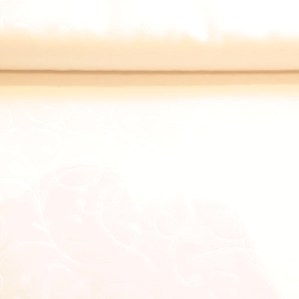 dekoračka OSPEN bílé šlahouny 160 cm