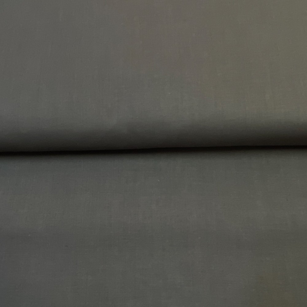 bavlna šedá tmavě 140 cm