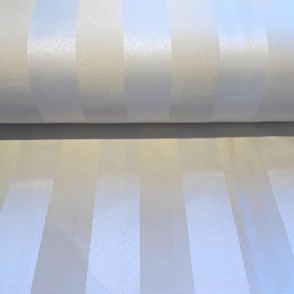 dekoračka Ho krémové pruhy 140 cm