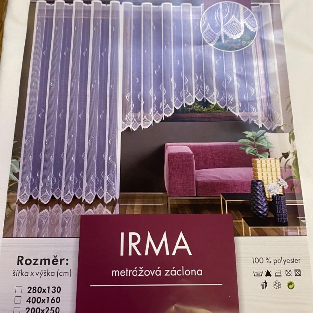 záclona hotová Fo Irma 200x250cm