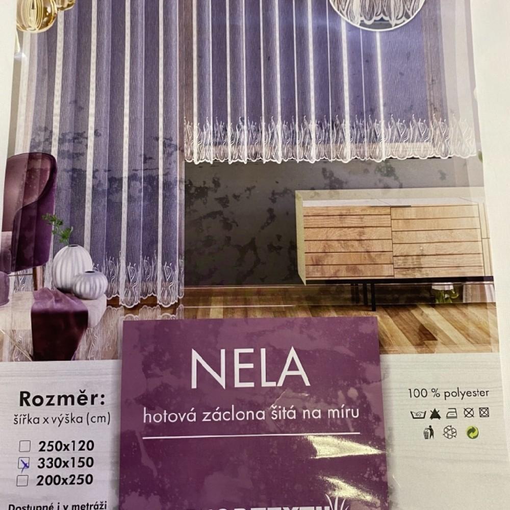 záclona hotová Fo Nela 330x150cm