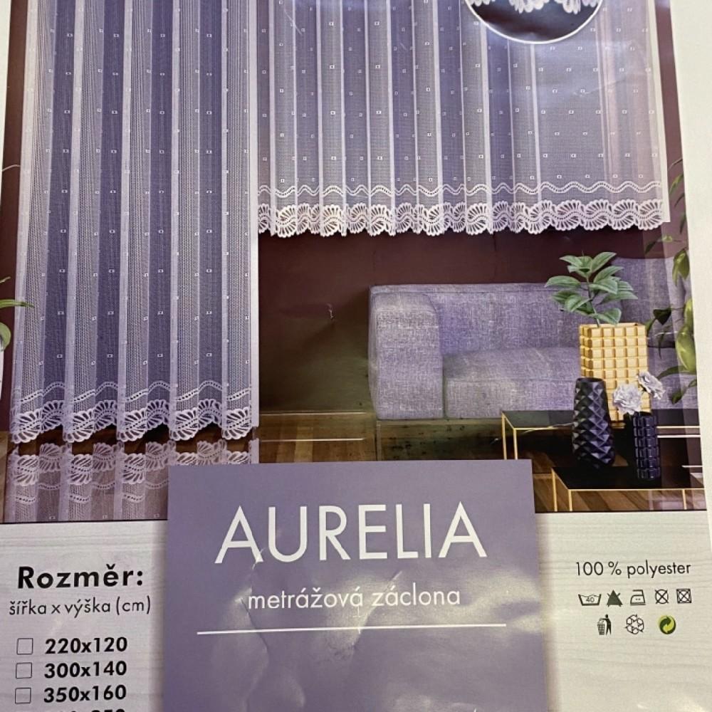 záclona hotová Fo Aurella 200x250cm