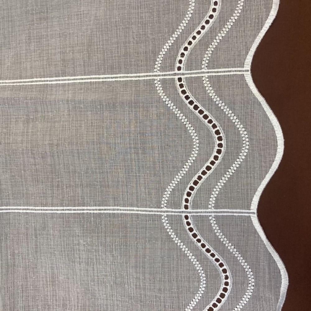 záclona V 052//090/00 vitrážka