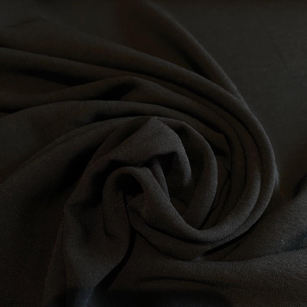 halenkovka 145cm polyester černá