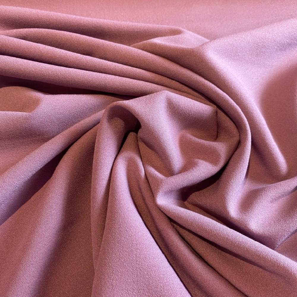 šatovka-žoržet145cm polyester pudrově růžová