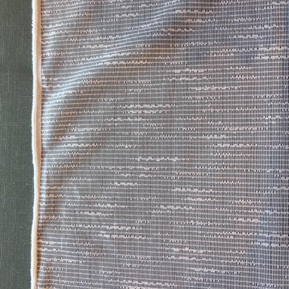 záclona Ho natur bílá 300 cm