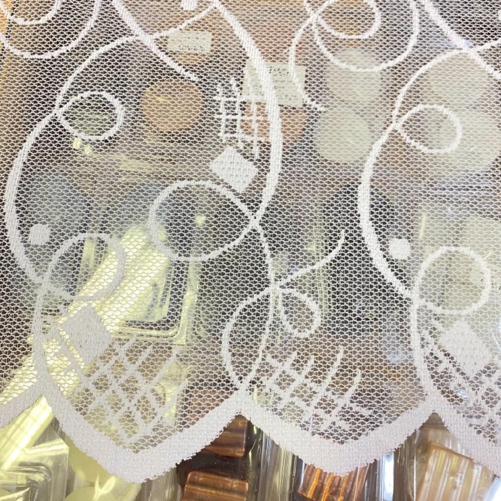 záclona V 128/070 žakárová