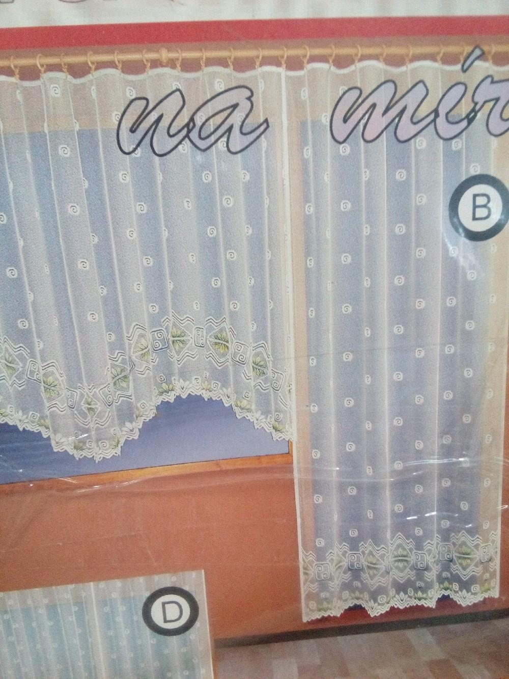 záclona hotová 200*260cm