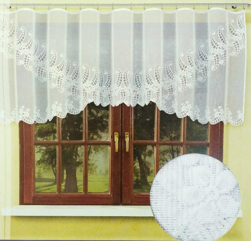 záclona hotová 90x300 cm