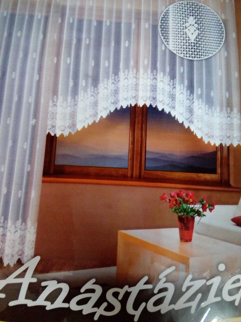 záclona hotová Anastázie 200x250 cm
