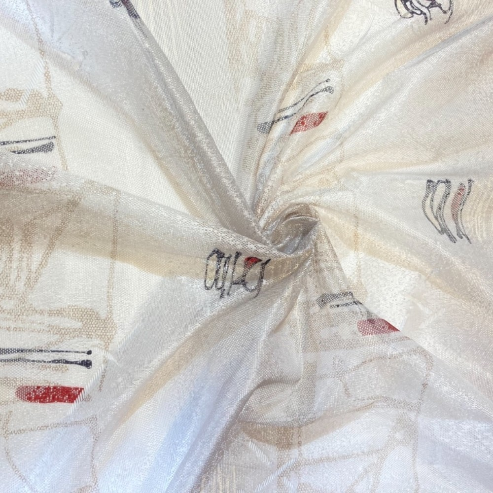 záclona 140 š. béžová