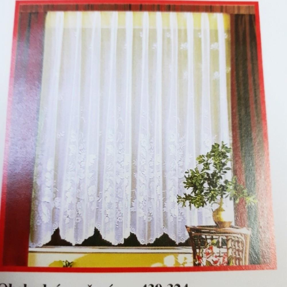 záclona 180x310 cm