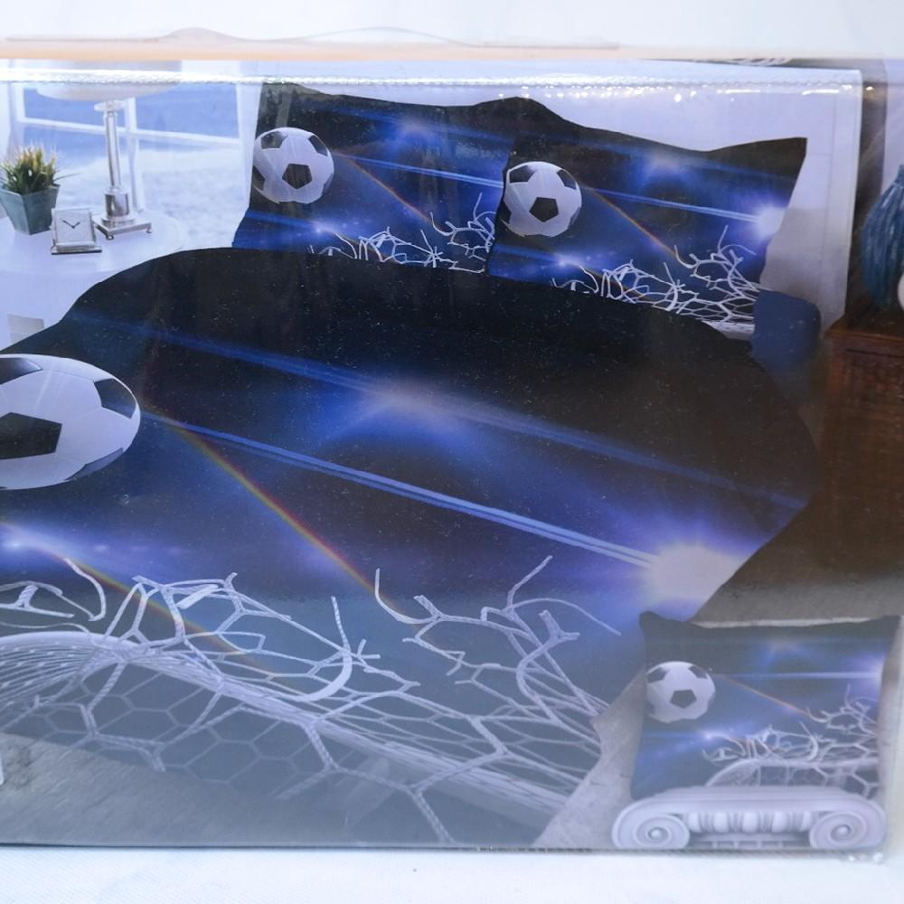 povlečení polyester 2x140x200/70x90cm/50x40cm+prostěradlo240x220cm Tardym