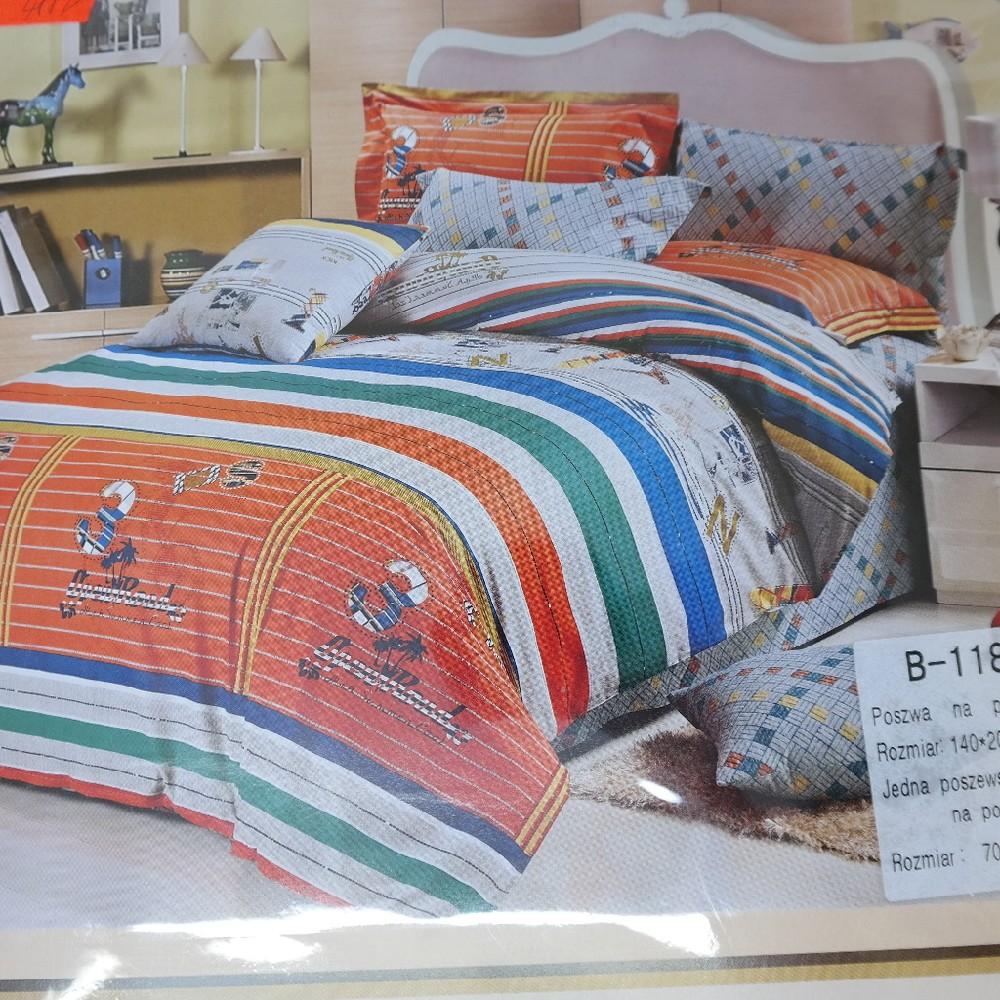 povlečení bavlna 140x200/70x80cmCollectWorld