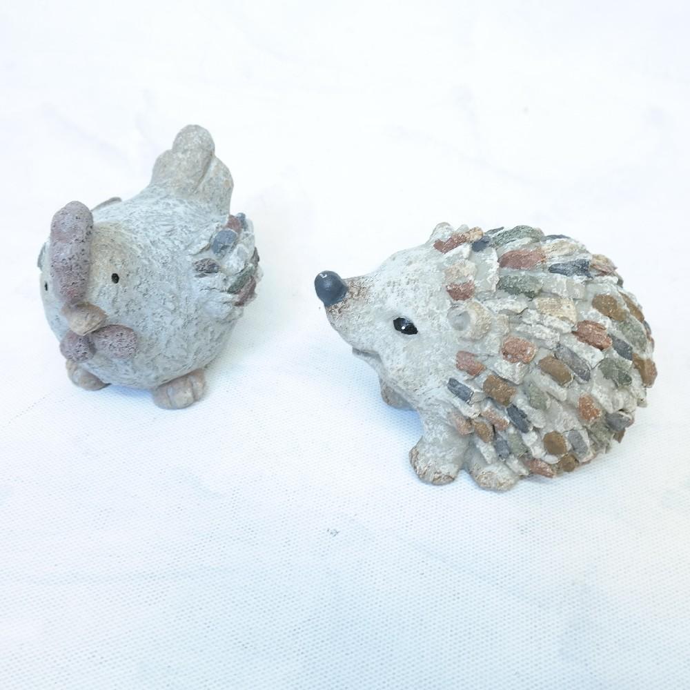 ježek kamínky  14 cm