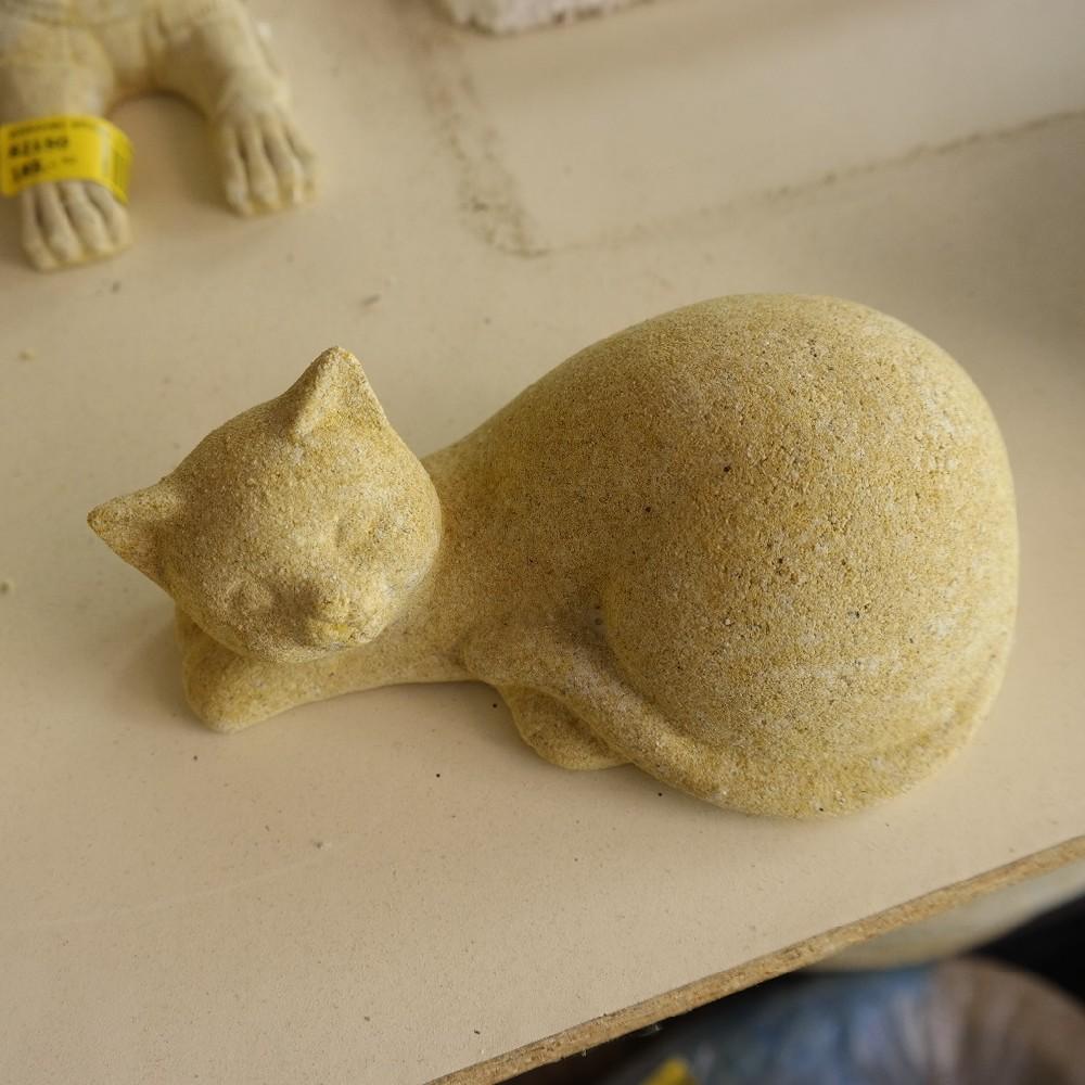 pískovec kočka malá