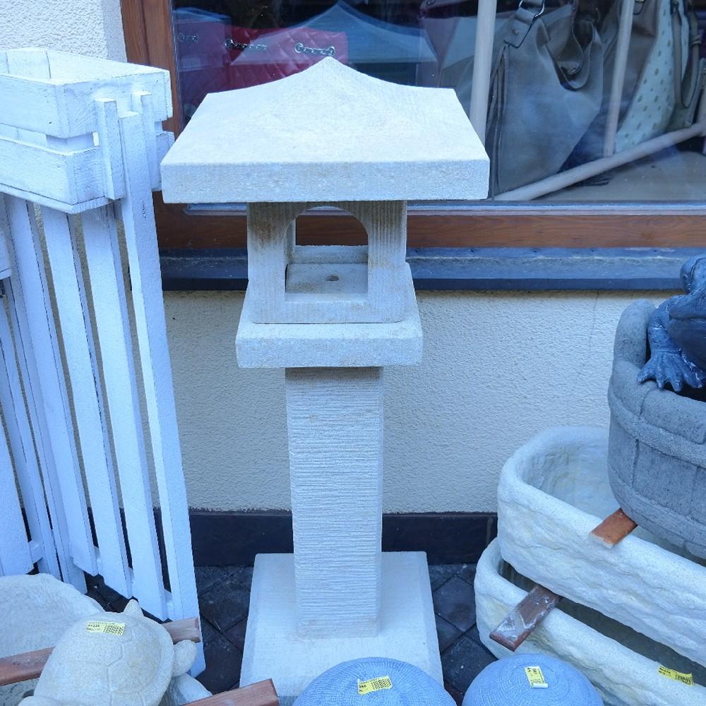 pískovec japonská lampa velká