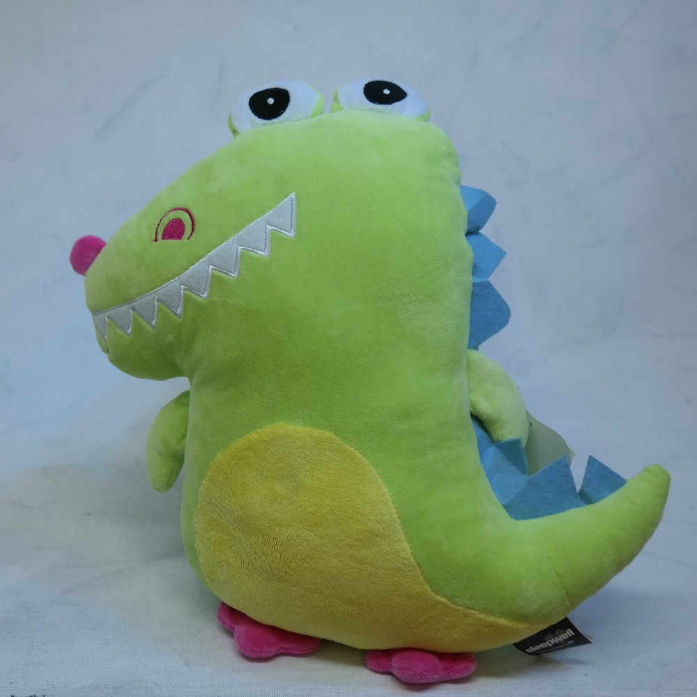 plyšák krokodýl
