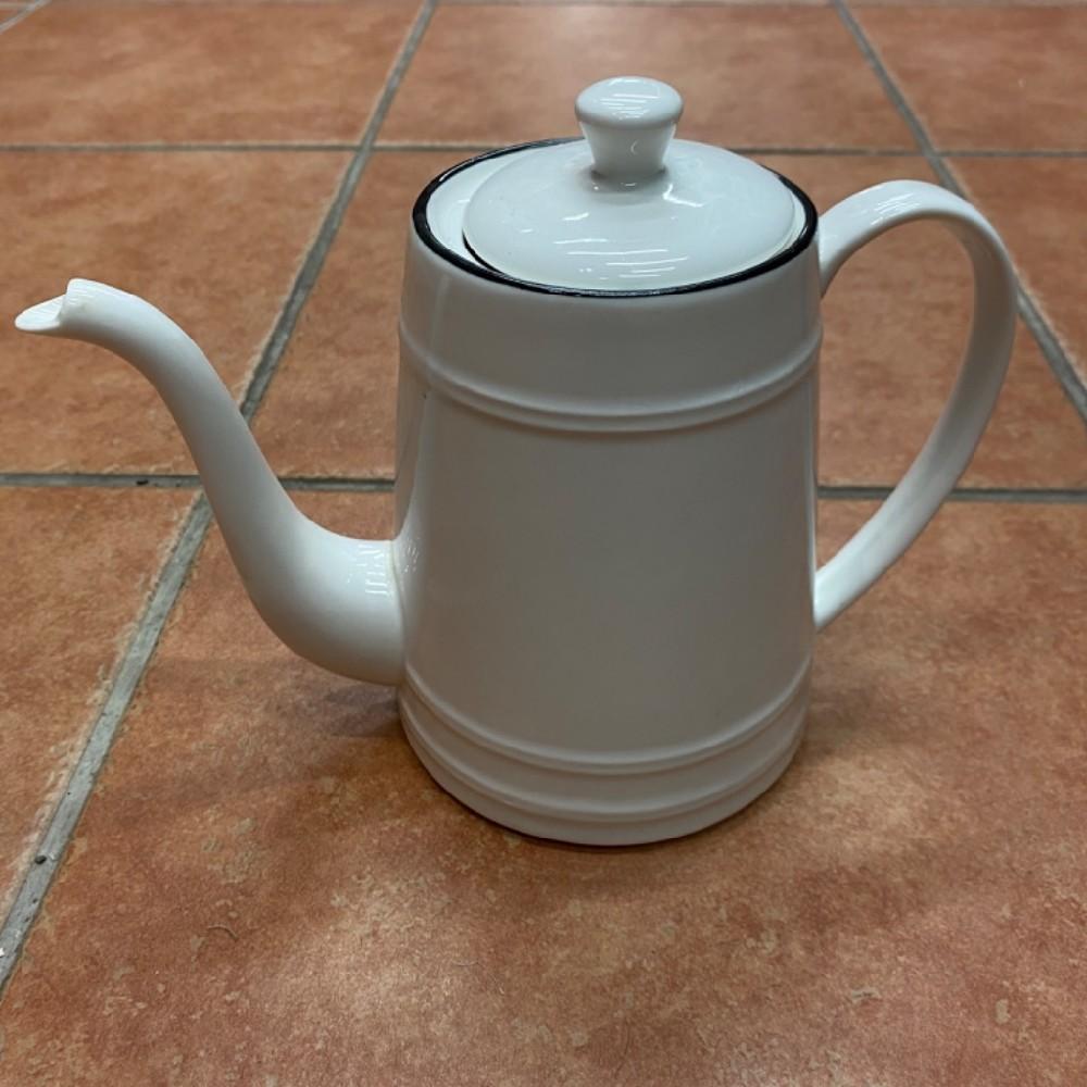 talíř porcelán21cm