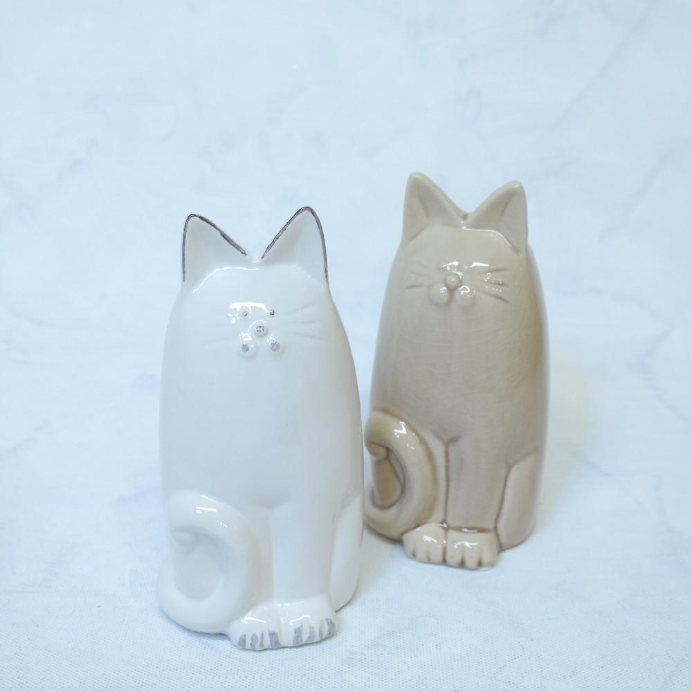kočka kasička dekorace