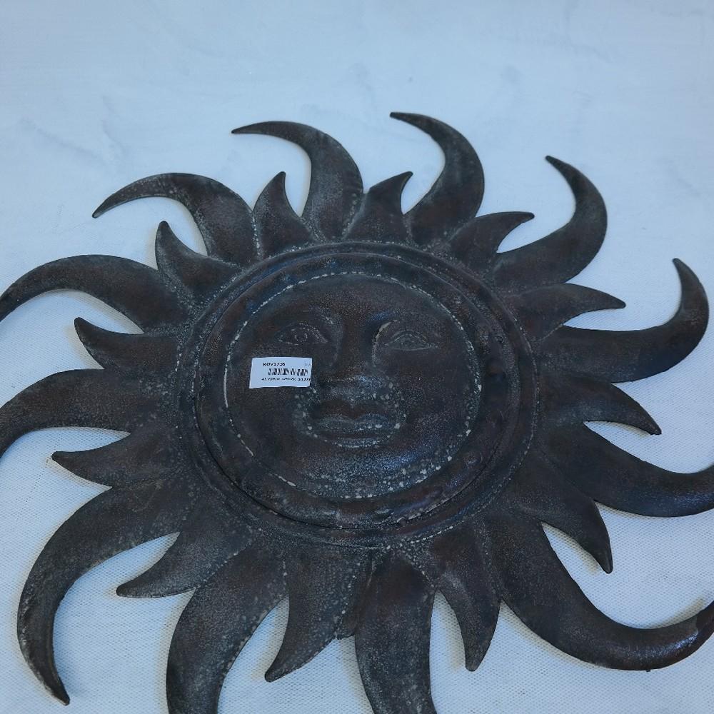 slunce plech