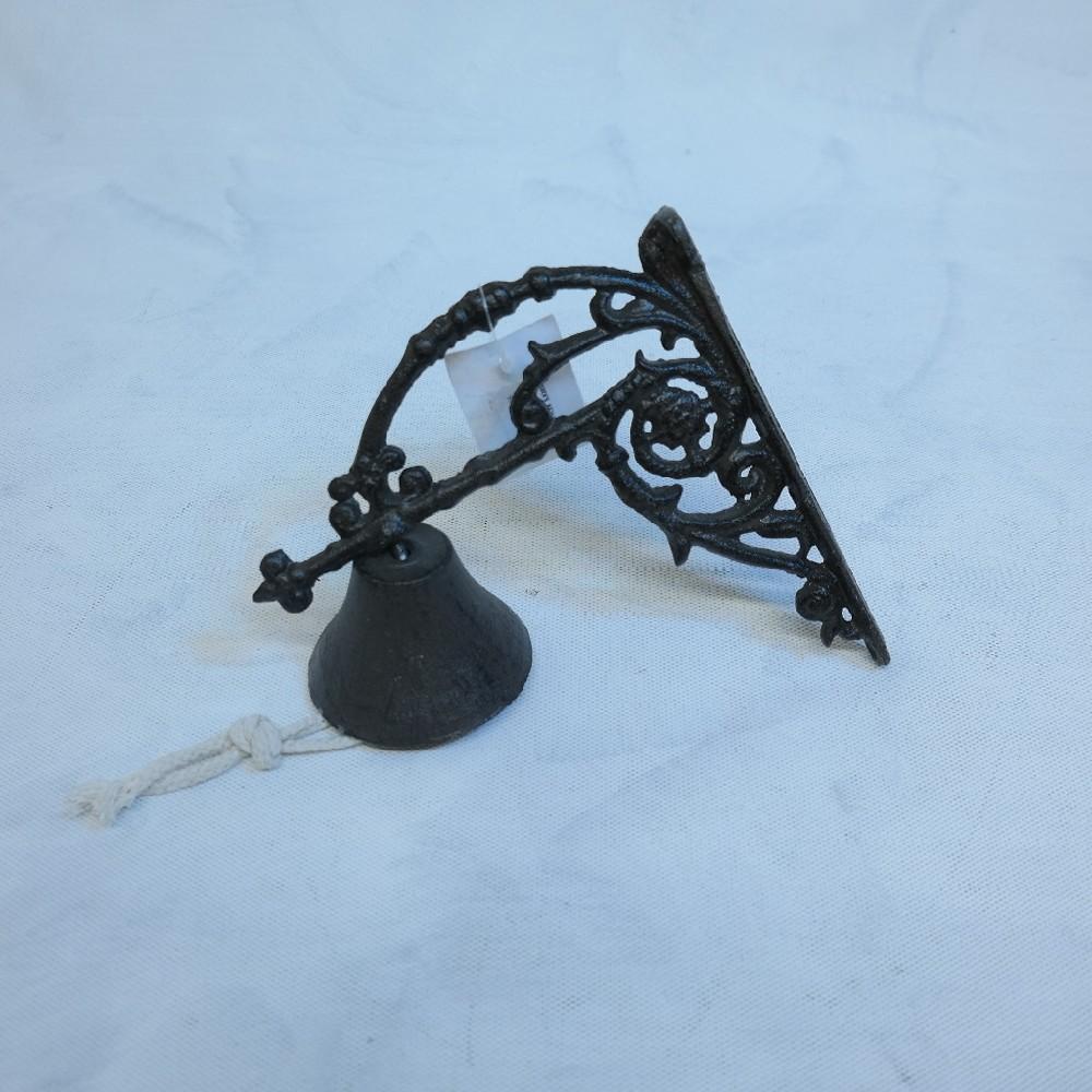 zvon kov dekorace