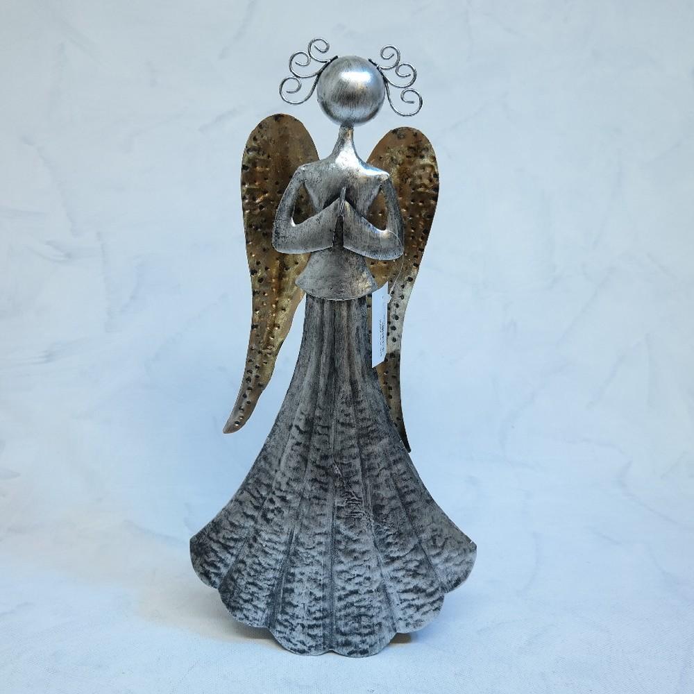 anděl kov 58cm