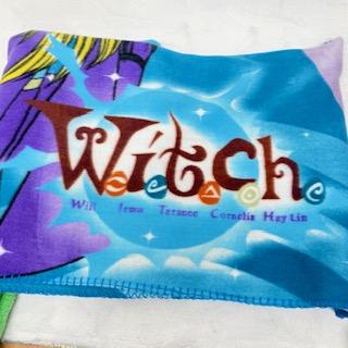 deka dětská 130x160cm Witch