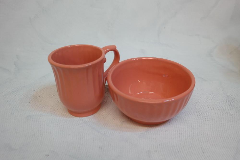 miska oranžová14cm