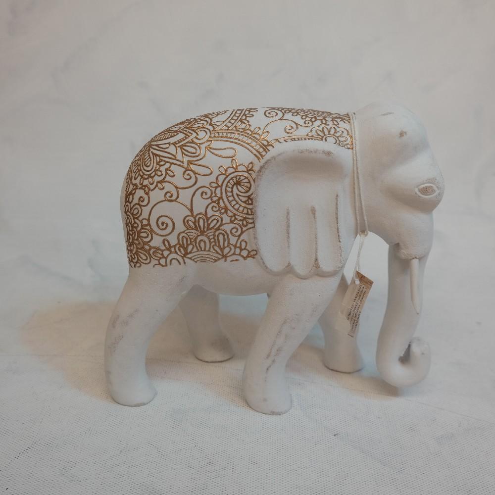 slon figurka dekorace19cm