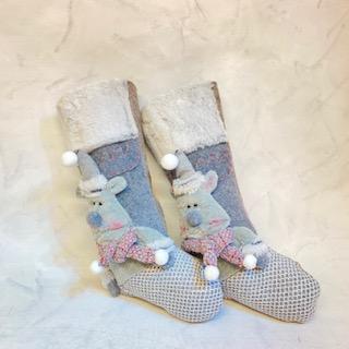 ponožka dekorace