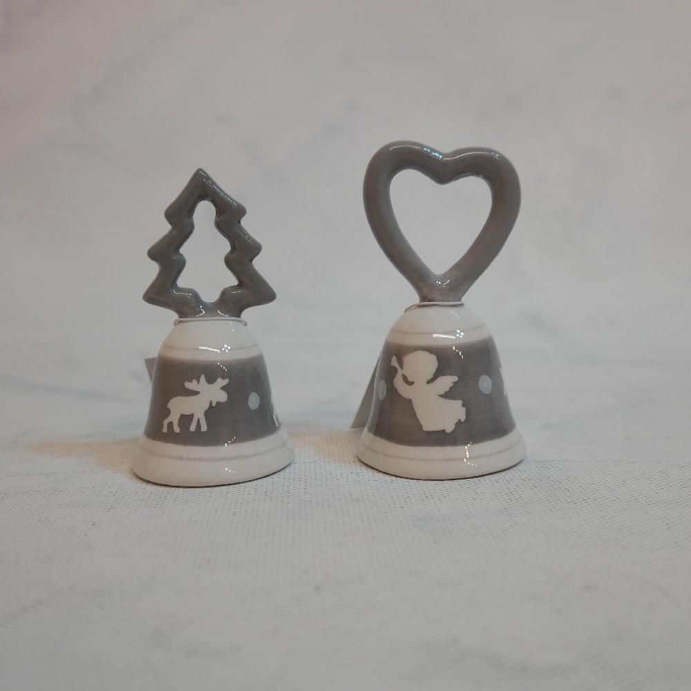 zvonek keramický