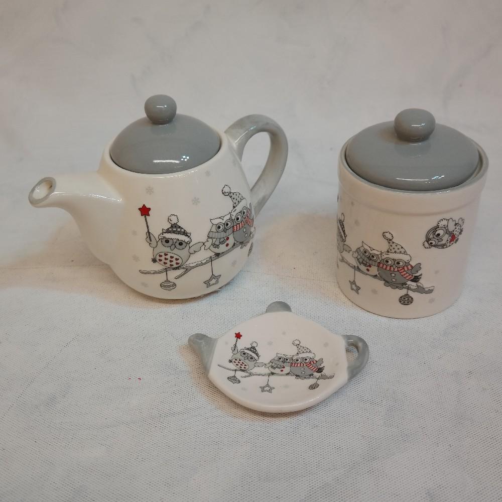 odkladač na čaj sáčky