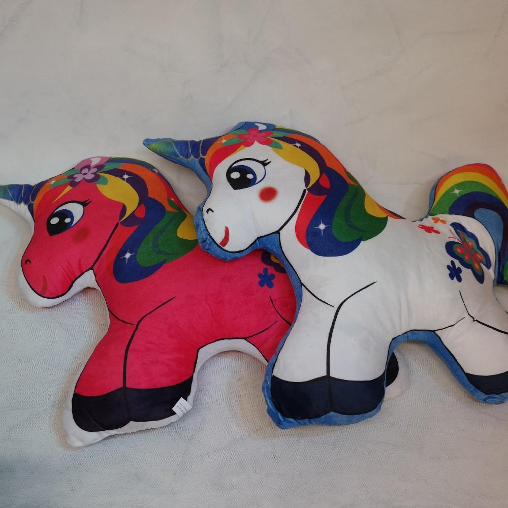 polštář 3D Unicorn