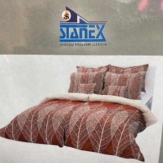 povlečení 140x200cm bavlna stanex
