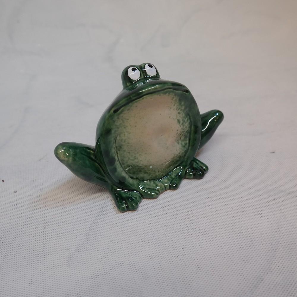 žába dekorace zhradní