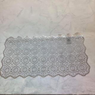 běhou stříbrný 40x82 cm