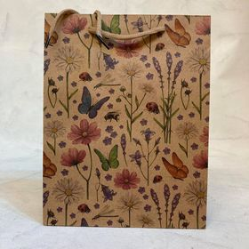 taška dáková papírová