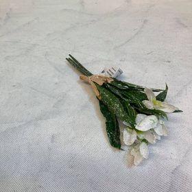 květina umělá sněženka