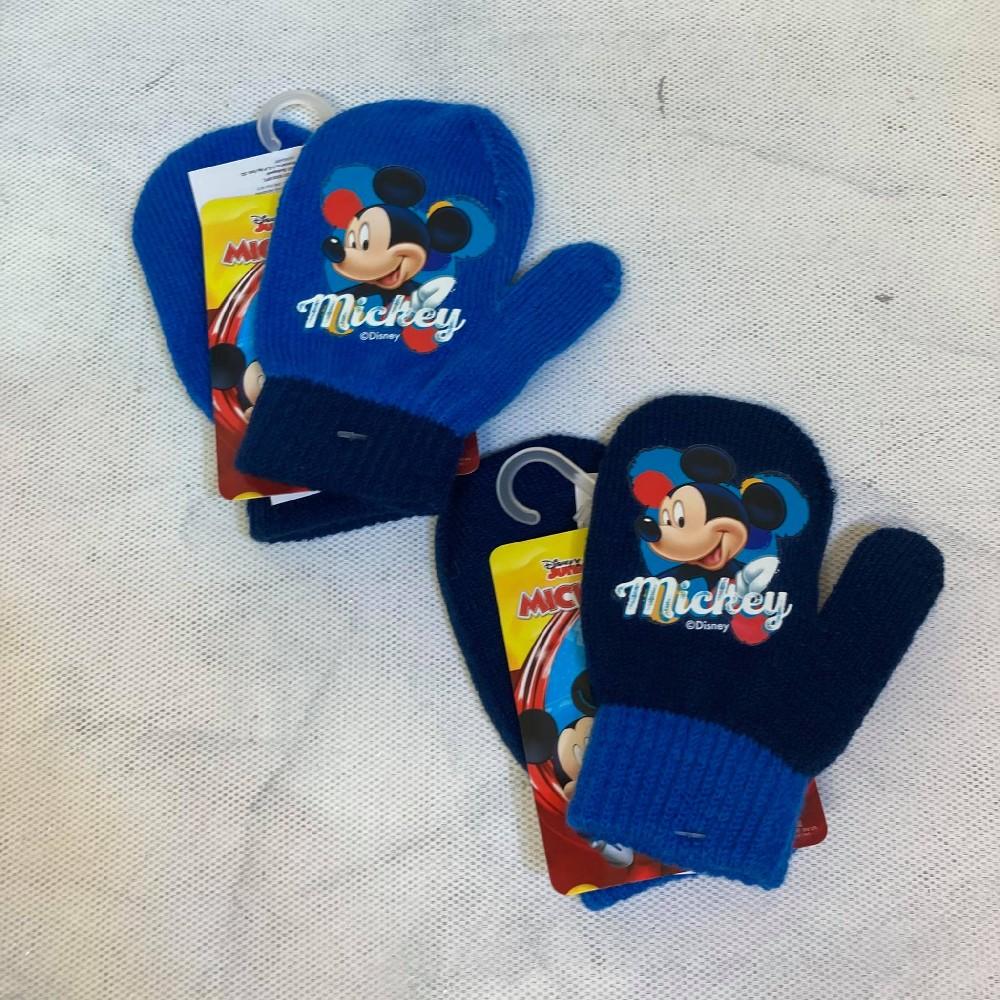 rukavice mickey dětské