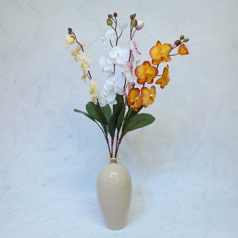 květina umělá35kč