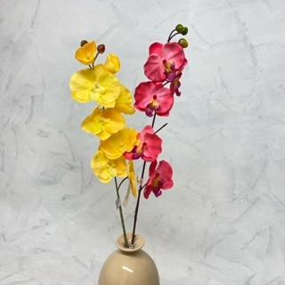 umělá květina orchidej malá