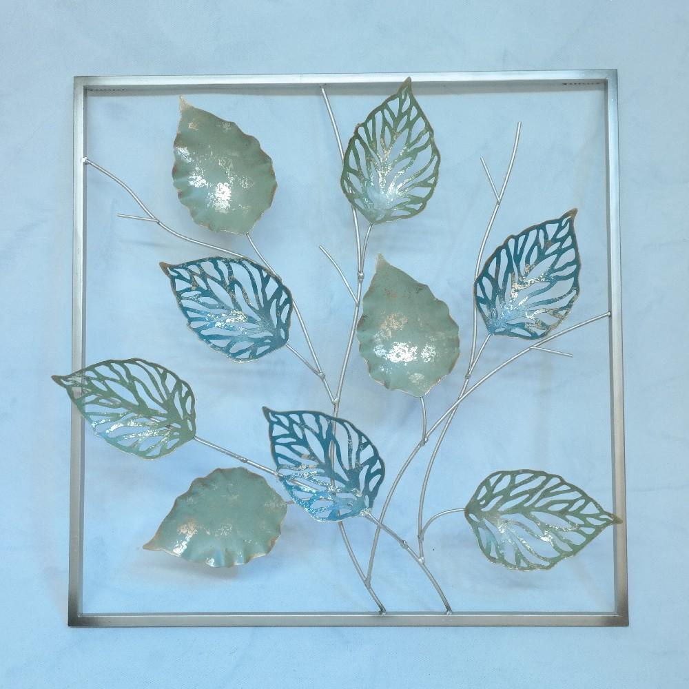 kovová dekorace  50x50